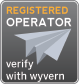 Registered Badge